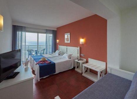 Hotelzimmer mit Tischtennis im Na Forana