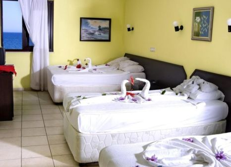 Hotelzimmer mit Volleyball im Belport Beach Hotel