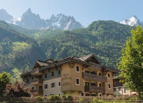 Hotel Premium residence La Ginabelle in Französische Alpen - Bild von 1-2-FLY