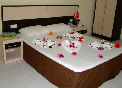 Hotelzimmer mit Sandstrand im Side Beach Club