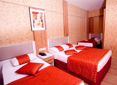 Hotelzimmer mit Mountainbike im Belport Beach Hotel