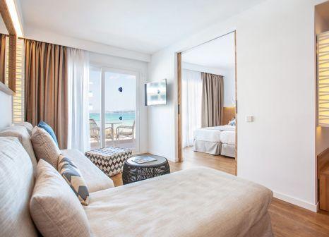 Hotelzimmer mit Mountainbike im Grupotel Picafort Beach