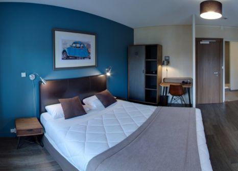 Hotelzimmer mit WLAN im Hotel des Cèdres