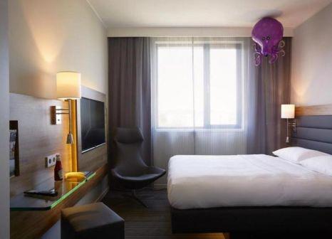 Hotelzimmer mit Internetzugang im MOXY Frankfurt Airport