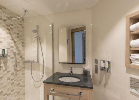 Hotelzimmer mit Klimaanlage im Hampton by Hilton Freiburg