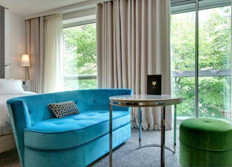 Hotelzimmer mit Aerobic im La Villa Maillot