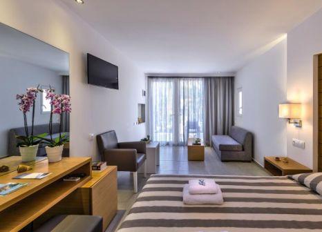Hotelzimmer mit Volleyball im Happy Days Hotel
