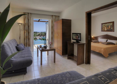 Hotelzimmer mit Minigolf im Hotel Corali