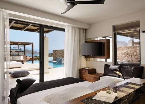 Hotelzimmer mit Yoga im Domes of Elounda