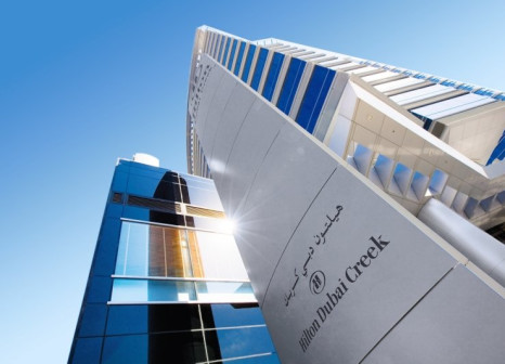 Hotel Hilton Dubai Creek günstig bei weg.de buchen - Bild von FTI Touristik