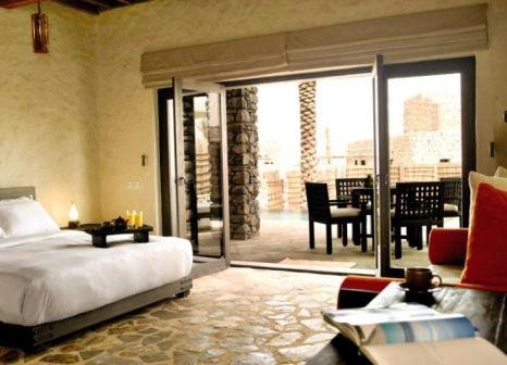 Hotelzimmer mit Fitness im Six Senses Zighy Bay Resort