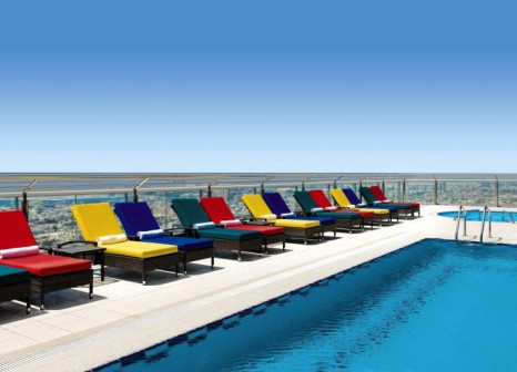 Hotel Four Points by Sheraton Sheikh Zayed Road, Dubai in Dubai - Bild von FTI Touristik