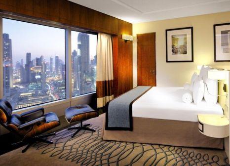 Hotelzimmer mit Yoga im Jumeirah Emirates Towers