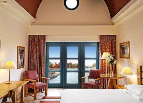Hotelzimmer mit Mountainbike im Sheraton Miramar Resort El Gouna
