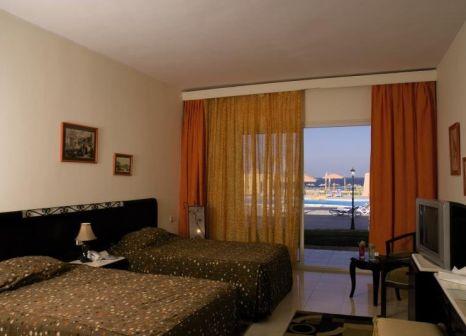 Hotelzimmer mit Minigolf im Wadi Lahmy Azur Resort