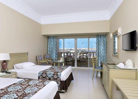 Hotelzimmer mit Volleyball im Tropitel Naama Bay