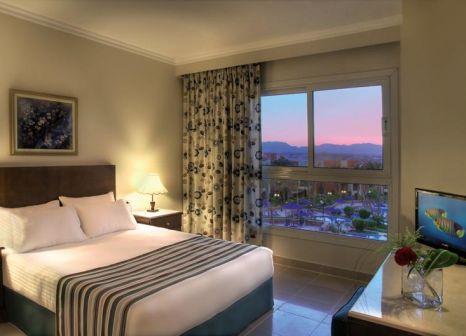 Hotelzimmer mit Volleyball im Aurora Bay Resort