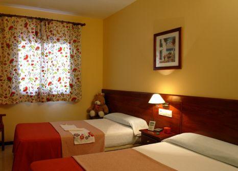Hotelzimmer mit Mountainbike im Myramar Fuengirola