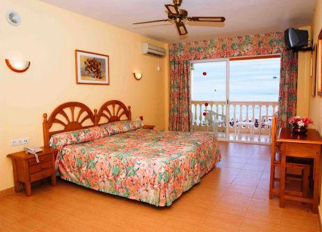 Hotelzimmer mit Golf im Hotel Garden Parasol