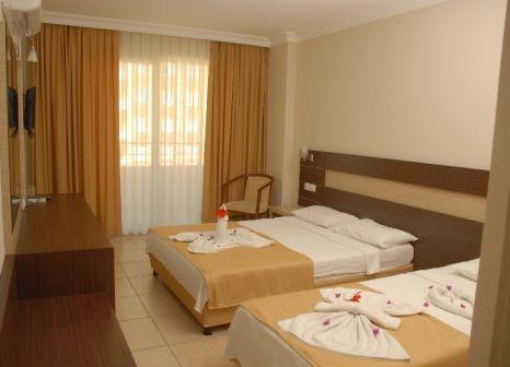Hotelzimmer mit Mountainbike im Sun Star Beach Hotel