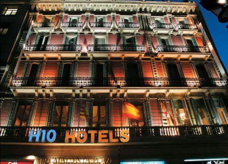 Hotel H10 Catalunya Plaza in Barcelona & Umgebung - Bild von LMX International