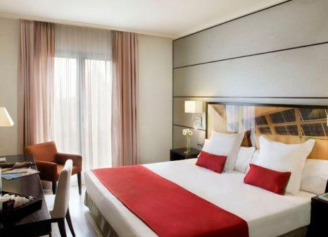 Hotelzimmer mit Animationsprogramm im H10 Universitat