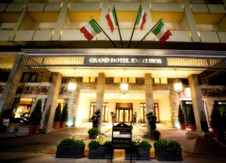 Hotel Mercure Catania Excelsior in Sizilien - Bild von LMX International
