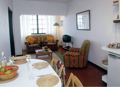 Hotelzimmer mit Mountainbike im Quinta Mae dos Homens