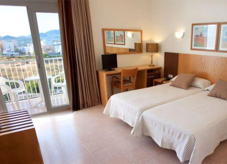 Hotelzimmer mit Golf im Hotel Gran Sol