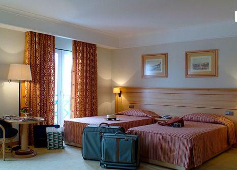 Hotelzimmer mit Mountainbike im Real Palácio