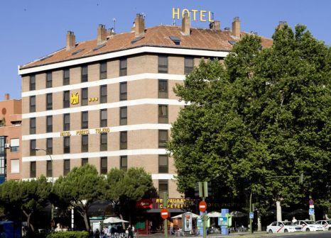 Hotel Puerta de Toledo in Madrid und Umgebung - Bild von LMX International