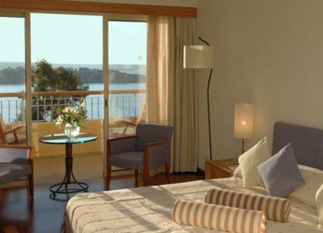 Hotelzimmer mit Golf im Coral Thalassa Hotel