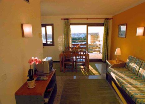Hotelzimmer mit Golf im Niu d'Aus Apartments