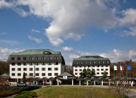 Hotel Globus günstig bei weg.de buchen - Bild von LMX International