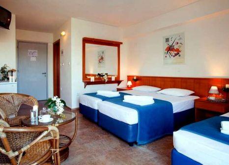 Hotelzimmer mit Mountainbike im Daphne Holiday Club