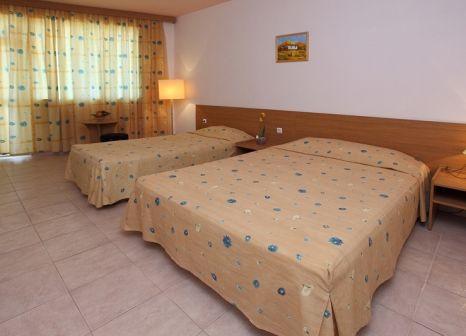 Hotelzimmer mit Tischtennis im Hotel Aurora
