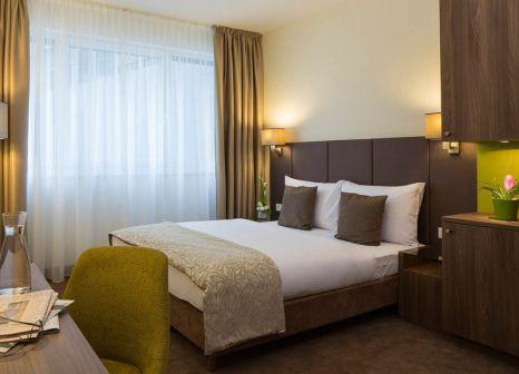 Hotelzimmer mit Aerobic im Austria Trend Hotel Doppio