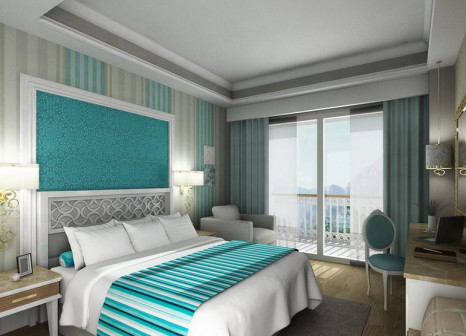 Hotelzimmer mit Tennis im Karmir Resort & Spa
