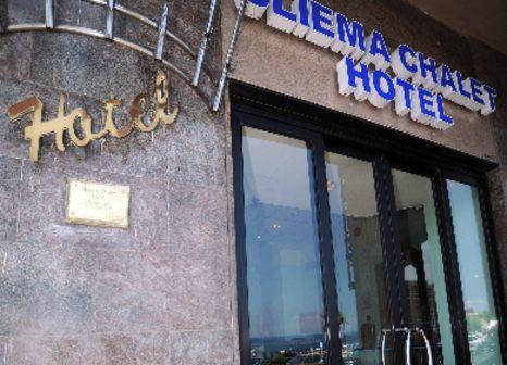 Sliema Chalet Hotel günstig bei weg.de buchen - Bild von LMX International