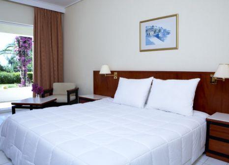 Hotelzimmer mit Volleyball im Sunshine Corfu