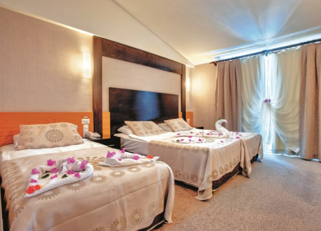 Hotelzimmer mit Volleyball im MC Arancia Resort Hotel & Spa