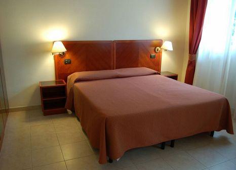 Hotelzimmer mit Restaurant im Hotel Giotto