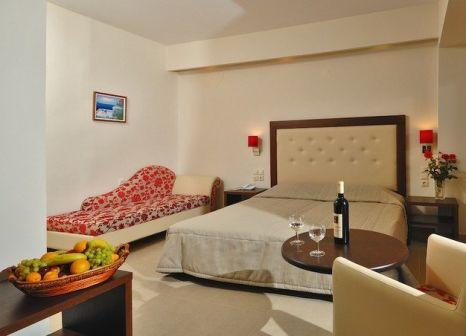Hotelzimmer mit Yoga im Marilena Hotel