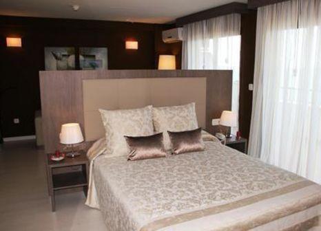 Hotelzimmer mit Golf im Hotel Playas de Torrevieja