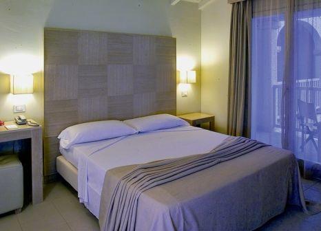 Hotelzimmer mit Mountainbike im Le Spiagge di San Pietro Resort