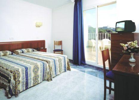 Hotelzimmer mit Minigolf im Clipper