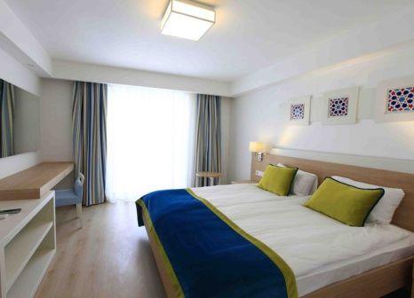 Hotelzimmer mit Tischtennis im Side Su Hotel