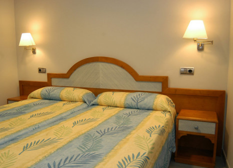 Hotelzimmer mit Golf im Apartamentos MarinaSol & Aqua Spa