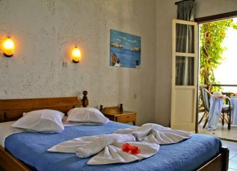 Hotelzimmer mit Mountainbike im Azure Mare