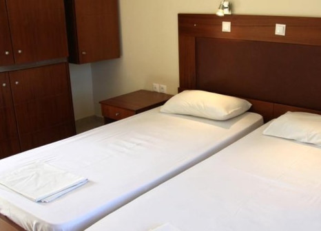 Hotelzimmer mit Kinderpool im Sevastos Studios